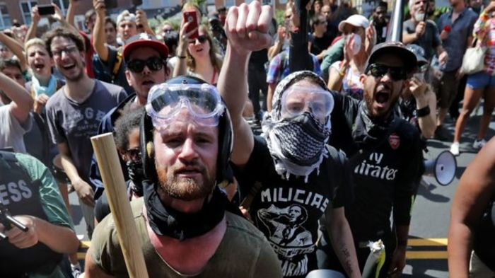 Suspected Portland Shooter Claimed He is '100% Antifa' On Social Media