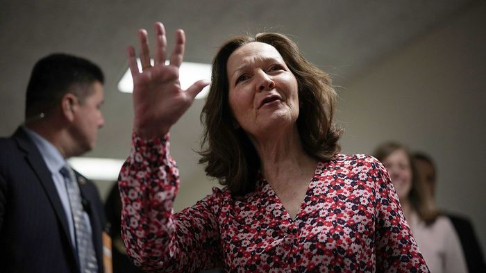 The Latest: Haspel says she doesn't believe in torture