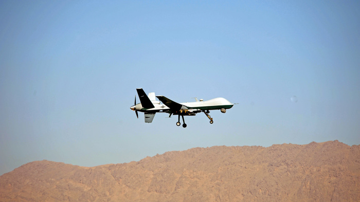 Saudis blame Iran for drone attacks amid calls for US strikes
