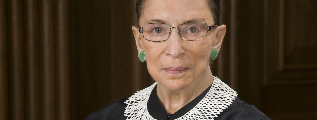 Supreme Court Justice Ruth Bader Ginsburg, 85, breaks ribs in fall
