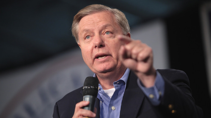 Graham: a lot of people defending McCain called him 'crazy, warmonger'