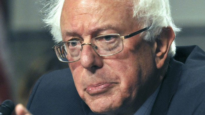 Bernie Releases tax returns, immediately called out for stinginess