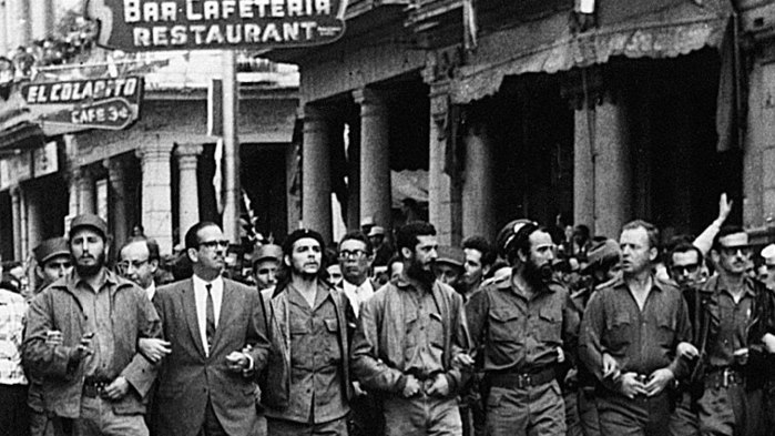 Sick Watching JFK Speaking Out Against Castro