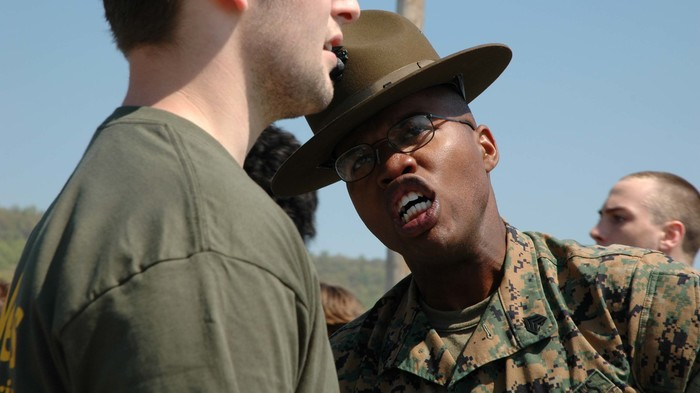 Marine Corps punished Drill Instructors over hazing incident