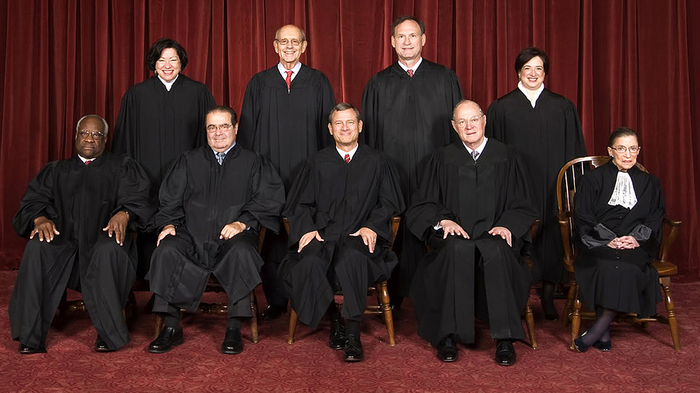 Conservative SCOTUS Justices disagreed on three decisions in one day