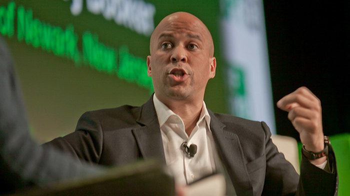 Blowhard Booker: Congress Has 'Legal and Moral Obligation to Begin Impeachment Proceedings'