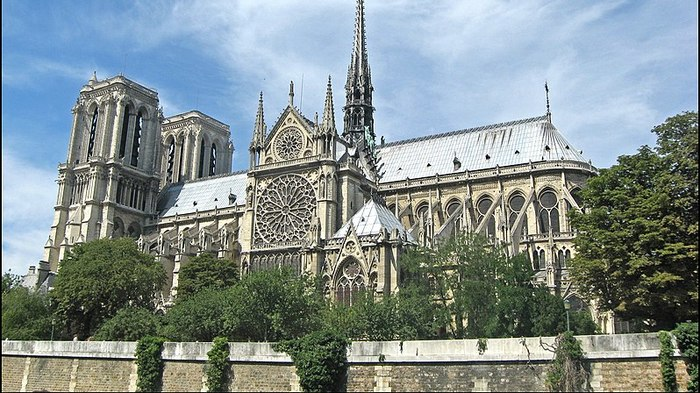 As French Elites Stall on Notre Dame Rebuilding Promise, Everyday Americans Begin Stepping Up