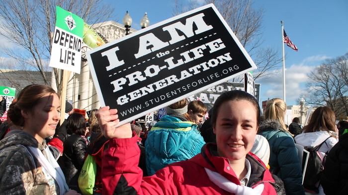 Pro-life movement must focus on abortion