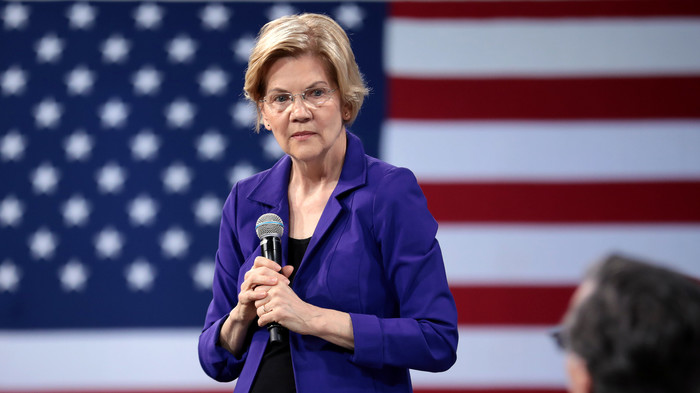 Warren starts off shockingly strong in first Dem debate
