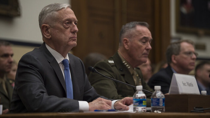 Mattis savages Obama for 'failure' in foreign policy