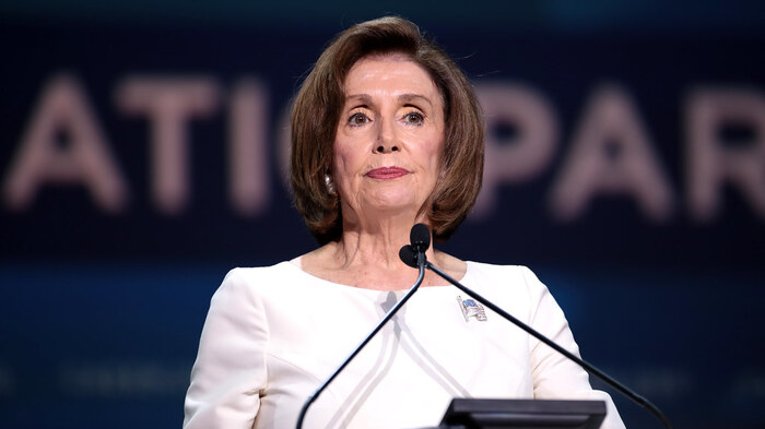 Nancy Pelosi to Introduce Resolution Implying Preemptive Surrender to Iran
