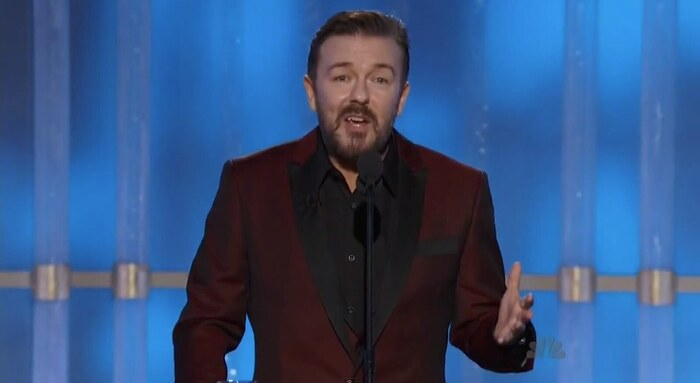 Ricky Gervais Blasts Hollywood With Jokes He Would Have Told If He Hosted The Oscars