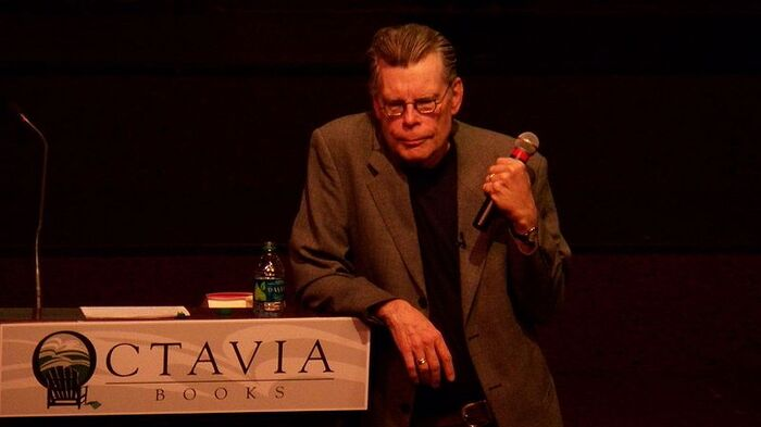 Stephen King Quits Facebook In A Huff For 'Flood Of False Information'