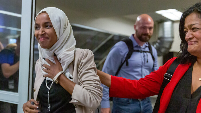 Ilhan Omar Posts Pic Revealing She Married The Man She Denied Having Affair With