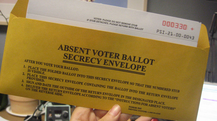 Two-Thirds Say Mail-In Voting Would Increase Voter Fraud