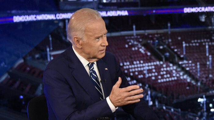 "Twitter has opted not to add a ""fact check"" label to Joe Biden's interview with the Breakfast Club"