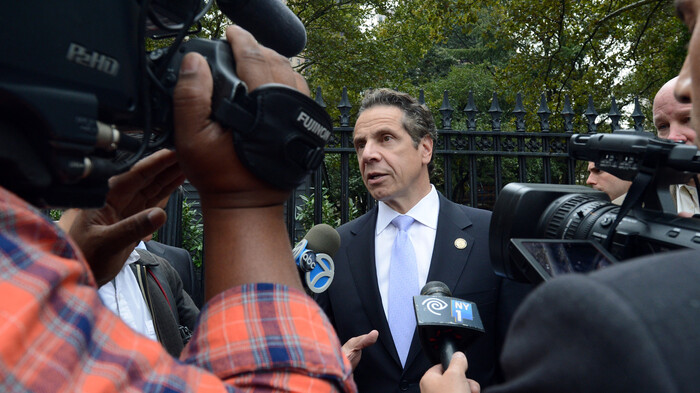 Former Staffer Accuses Gov. Andrew Cuomo of Sexual Harassment
