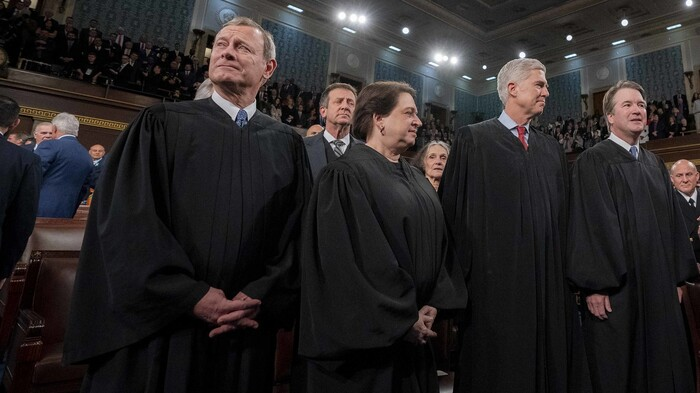 It wasn't just religious liberty that Chief Justice Roberts strangled