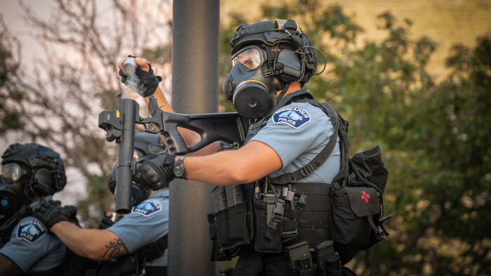 Minneapolis Withdrawing from Police Union Negotiations