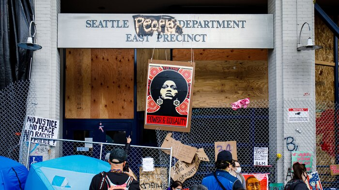 Seattle Mayor Folds On 'Summer Of Love' - Moves To Dismantle CHOP Protest Zone After Shootings