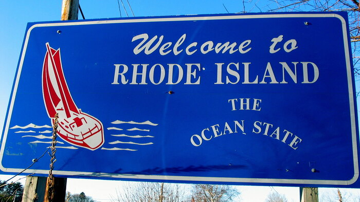 Rhode Island moves toward changing its official name over slavery connotations