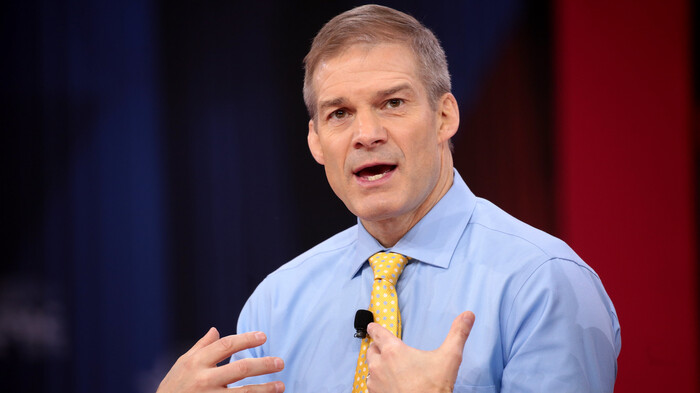 Jim Jordan Sends Letter To Parler CEO Asking Them To Discuss Social Media Alternatives In Congress