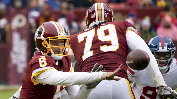Washington Redskins retire team name, logo; no replacement announced