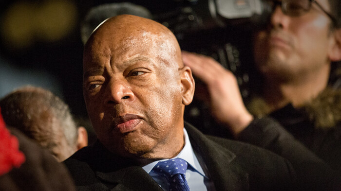 John Lewis to lie in state in U.S. Capitol