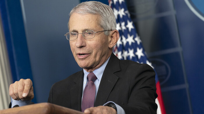 No, Dr. Fauci, We Are Not 'Ruled by the Science'