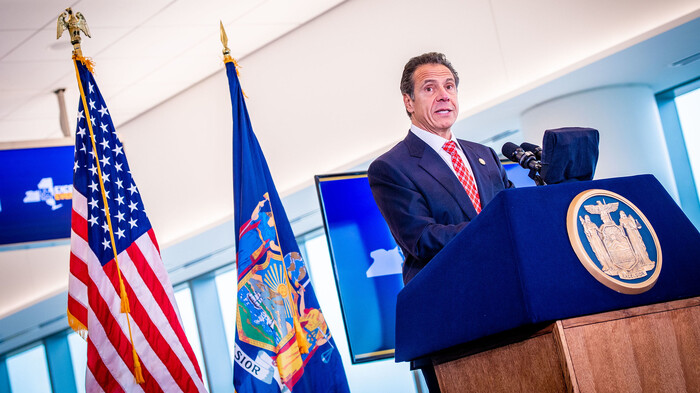 In major setback for NY's economy, Gov. Andrew Cuomo shutters indoor dining amid COVID-19 spike