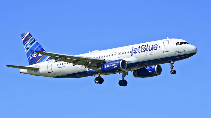 JetBlue Reportedly Kicks Family Off Flight over Maskless Two-Year-Old