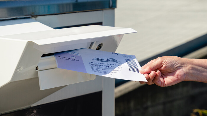 Democrats Plan to Federalize Cheat By Mail