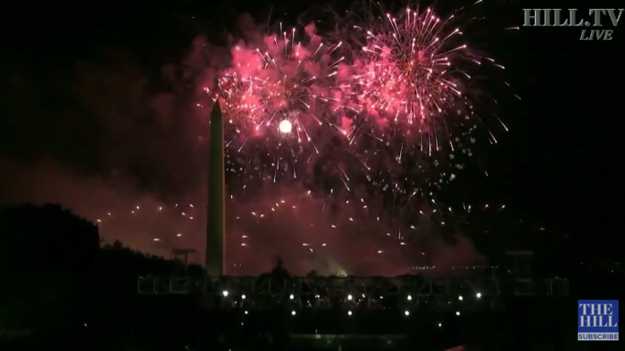 Trump Lit Up The Skies (And The Right) While The Streets Raged — And Remade Conventions Forever