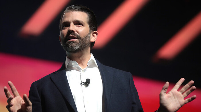 Don Jr. On Alleged Kenosha Shooter: We're Waiting For Due Process