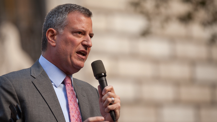 De Blasio Furloughs Himself and His Entire Staff amid NYC Budget Crisis