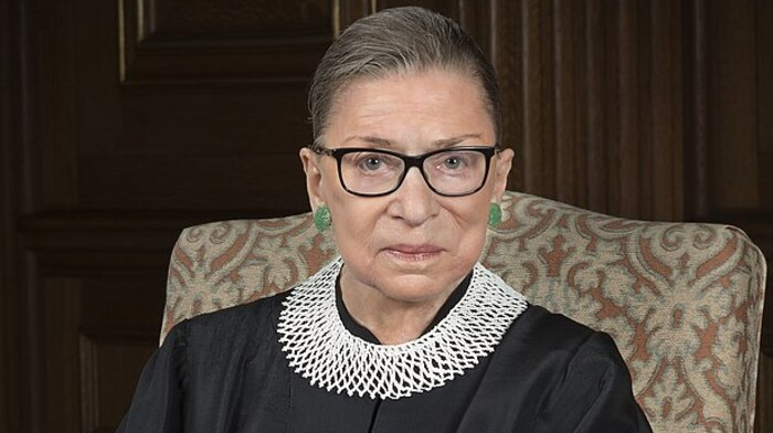 Justice Ginsburg's Casket Arrives at Supreme Court to Lie in Repose
