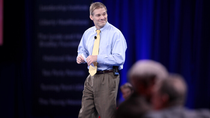 Jim Jordan Demands Answers from FBI Director on Whether He Is Probing Hunter Biden Allegations
