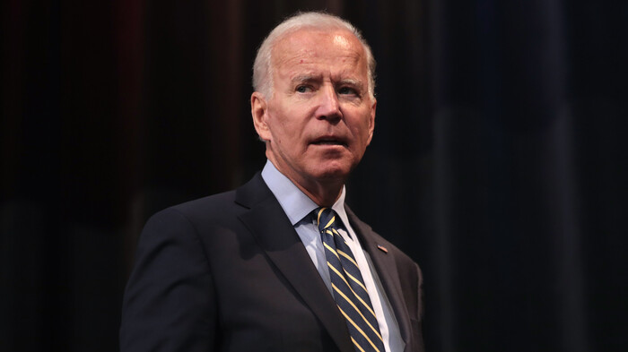 Biden botches the Constitution again: Americans get 'to choose who they want on Supreme Court'