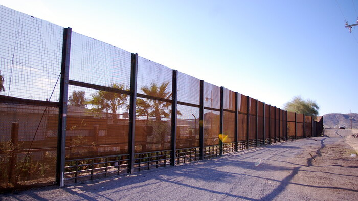 DHS Promises 450 Miles of Border Wall by 2021