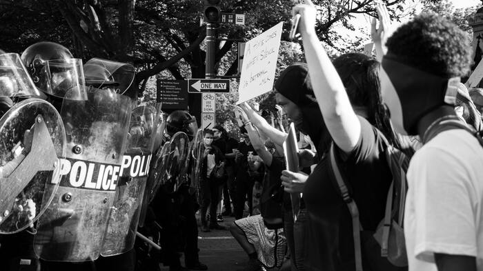 Just an 'Idea'? Extremism Experts Explain the Online Organizing Behind Leftist Riots