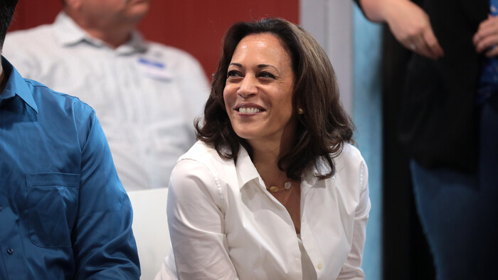 Report: Kamala Harris Listed as 'Key Contact' for Biden Family Business Venture in China