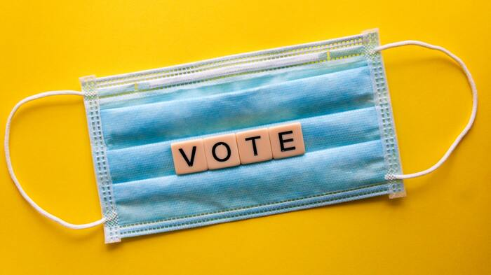 'Voters have the right': CDC guidance says people with COVID-19 can still vote in person
