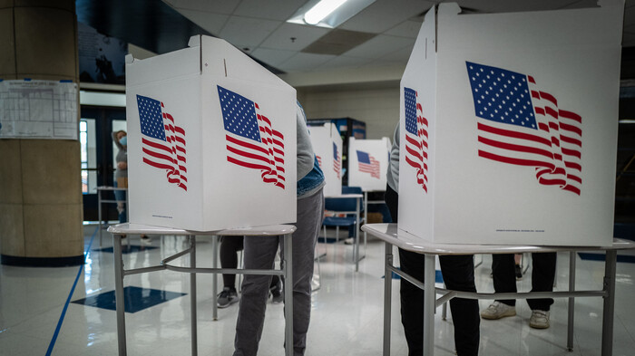 Dominion Voting Systems tied to Clintons, widely used in battleground states