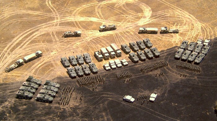 U.S. forces will be reduced in Iraq, Afghanistan by Jan. 15, Pentagon