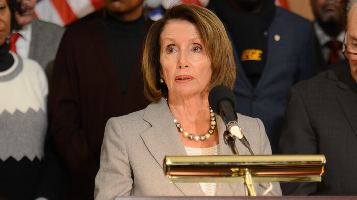 Weakened Nancy Pelosi Wins Another Term as Speaker with Less than a Majority in House