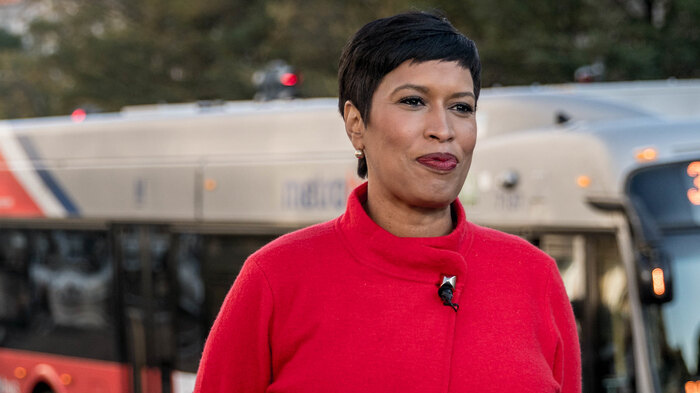 DC Mayor Mobilizes National Guard To Police Massive Gatherings Of Trump Supporters