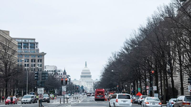 'Calm before the storm': Uneasy quiet descends on DC and Congress ahead of inauguration