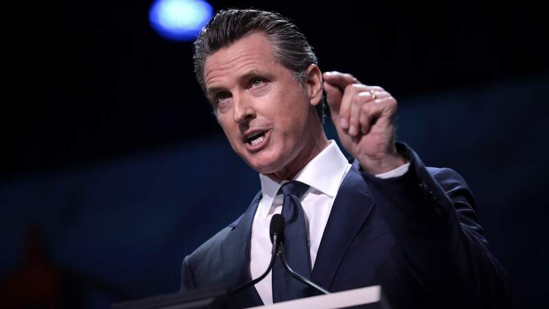 California Gov. Gavin Newsom Lifts Statewide Stay-at-Home Order