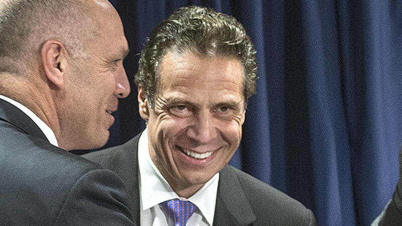 Cuomo's Top Aide Confesses State Covered Up Nursing Home Death Toll