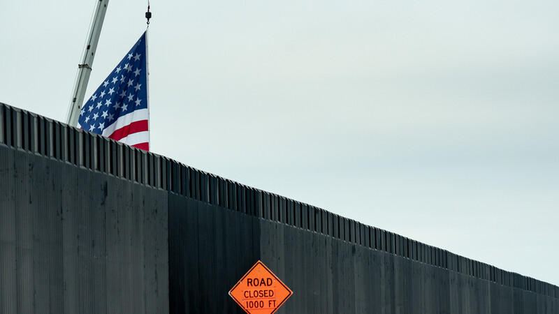 Governor Abbott Announces Plan for Texas to Build Its Own Border Wall